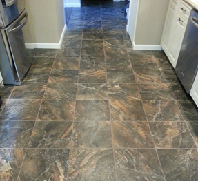 Tile Floor   Residential Remodeling